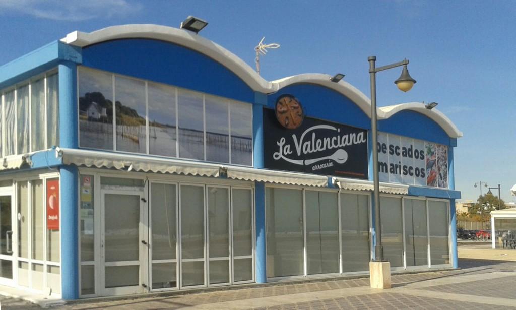 La Valenciana Playa