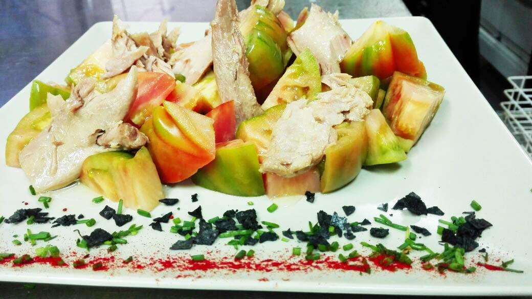 arrocerialavalenciana+ensalada+ventresca